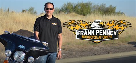 california motorcycle lawyer contact frank d penney california motorcycle