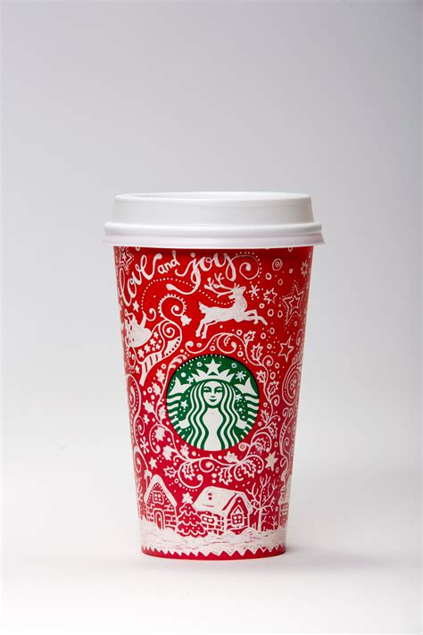 starbucks red holiday cups          designs cw dallas ft worth
