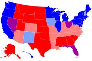 us map blue states in states and blue states are equally clueless