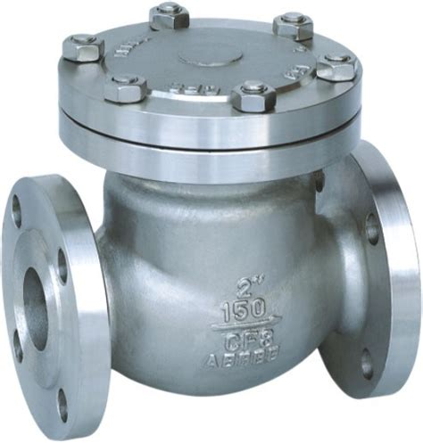 check valve swing type china ansi api jis swing type flanged end check valve