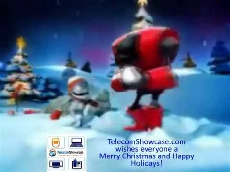 funny merry christmas  happy holidays commercial youtube