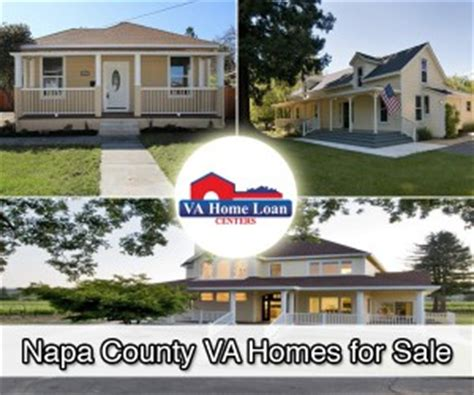 napa county california va home loan info va hlc