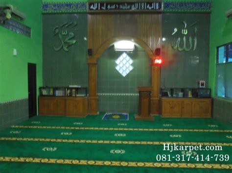Karpet Masjid Di Wonogiri jual karpet masjid di bulukumba termurah hjkarpet