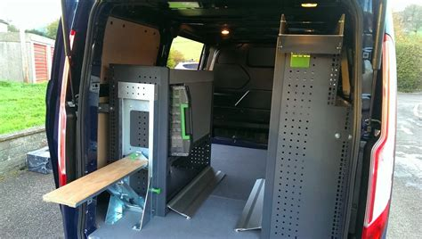 Racking Show by Ford Transit Forum View Topic Racking