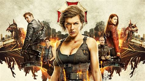 film animasi resident evil terbaru bgn movie review resident evil the final chapter
