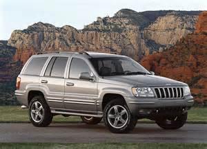 jeep grand wj overland edition