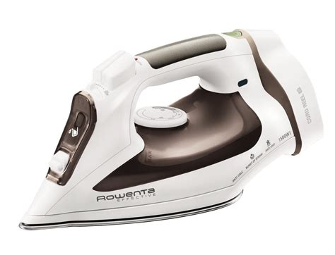 rowenta dw1070 cord reel steam iron w stainless steel soleplate 1500 watt wow ebay