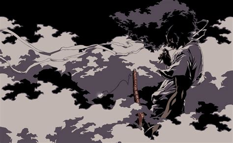 afro samurai wallpapers hd wallpaper cave