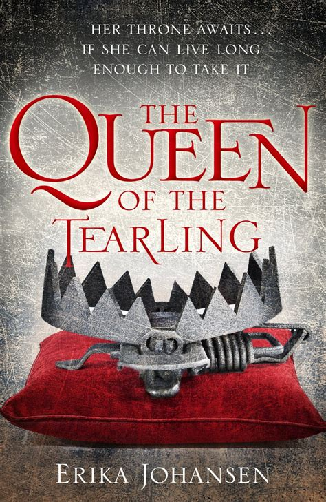 The Of The Tearling Oleh Erika Johansen crime and publishing