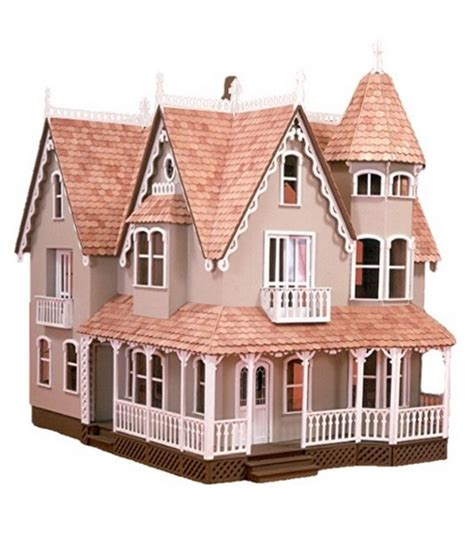 greenleaf doll house greenleaf dollhouse deluxe kit garfield jo ann