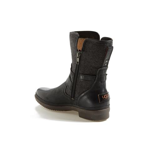 ugg waterproof boots ugg australia women s simmens waterproof leather boot