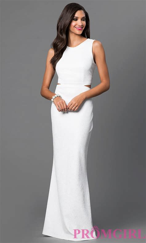 Longdress White prom dresses dresses evening gowns mb 6987