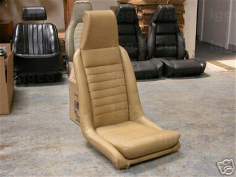 Porsche 914 Seat Upholstery by Porsche 928 944 968 993 Leather Like Custom Seat Cover Ebay