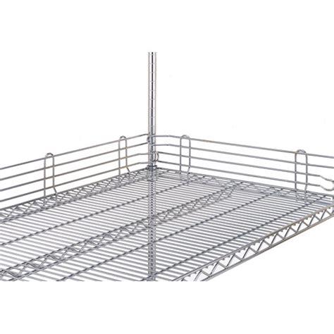 Intermetro Shelf Ledge In Intermetro Accessories Metro Shelving Parts