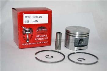 Stihl Ms270 Piston Kit 44mm Replaces Part 1133 030 2000