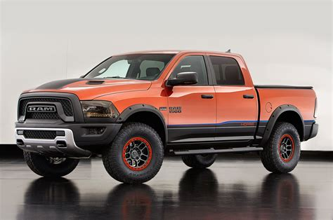 dodge ram 1500 trucks ram 1500 rebel x cranks up the attitude