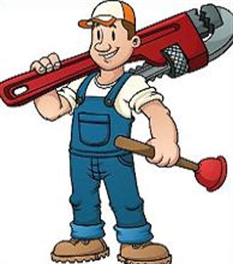 free plumber clipart