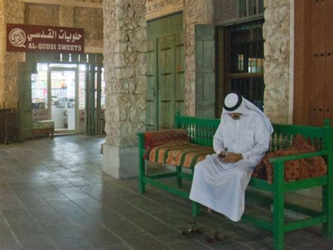 arabic bench souq waqif doha qatar sonya and travis