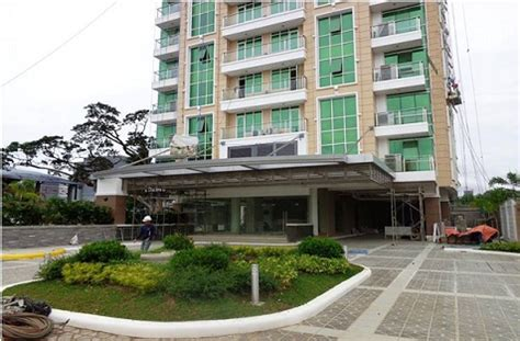 Floor To Ceiling Windows 5441 by The Padgett Place Gorordo Avenue In Lahug Cebu City