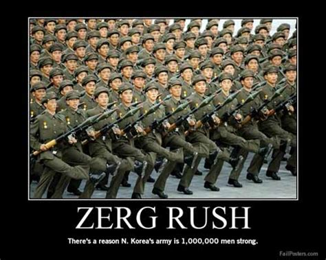 Zerg Rush Meme - zerg rush meme memes