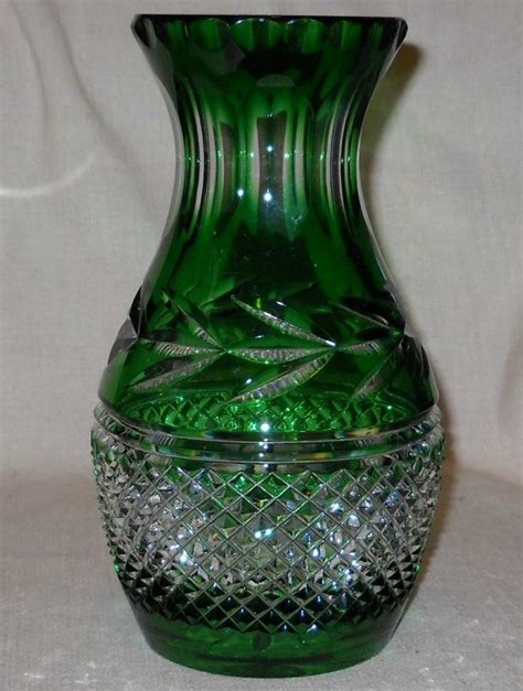 Glass Vases Ireland by 318 Best Vintage Cut Glass Images On