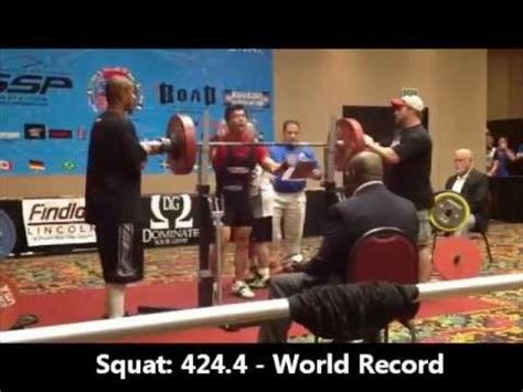 world record bench press by age bob yamasaki breaks 3 world records 100 raw world