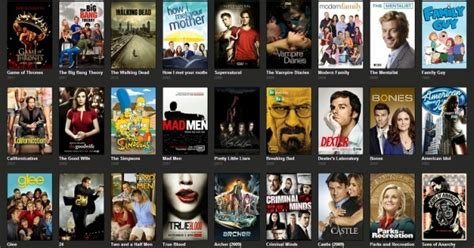 Top 10 Free TV Streaming Sites To Watch Full TV Shows ... Free Movies Online 2016 Streaming