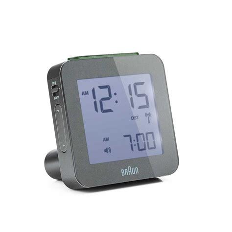 Alarm Digital alarm clock braun digital rcc grey alarm clocks