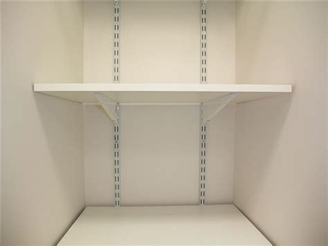 Adjustable Closet Shelving how to install adjustable shelving crowdbuild for