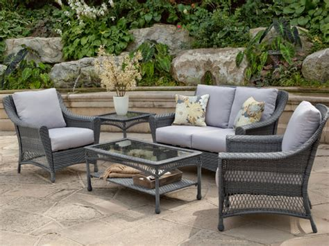 gray wicker patio furniture ideas modern furniture