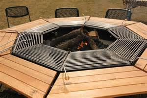 The ultimate backyard fire pit amp grill combo fire pit ideas