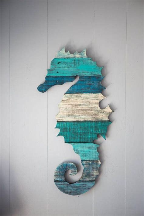 17 best ideas about seahorses on 20 best collection of sea wall wall ideas