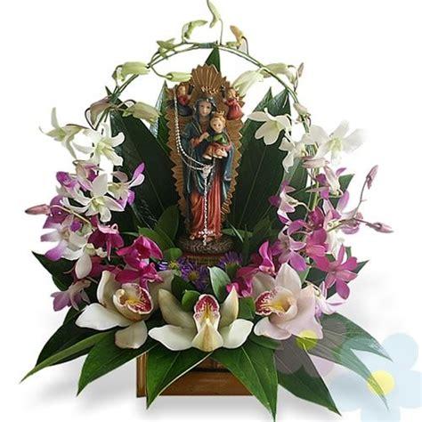 imagenes de arreglos florares virgen de guadalupe 1000 arreglos florales con orquideas on pinterest