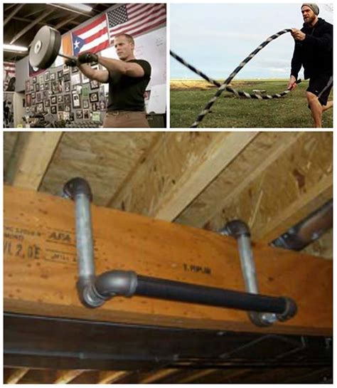 diy equipment 21 fitness projects you can build at