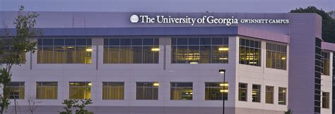 Mba School Uga by Gwinnett Cus Terry College Of Business