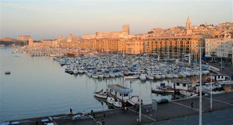 le vieux port de marseille arts et voyages