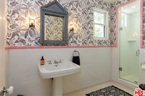 goodwins bathrooms ginnifer goodwin house just listed in hollywood hills ca