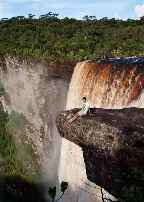 hike   worlds largest single drop waterfall