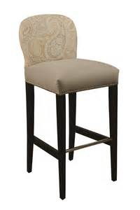 Dining Stool Chairs Upholstered Bar Stool Spoonback Bar Stool