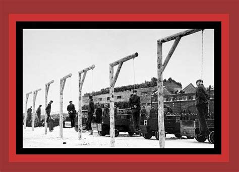 hanging pictures soviet union democide