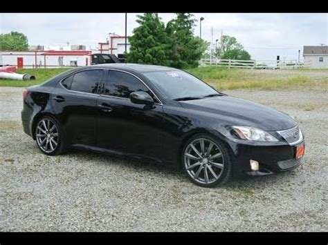 lexus is 250 2007 for sale file lexus is250 with x 2007 lexus is 250 awd sedan for sale dayton troy piqua