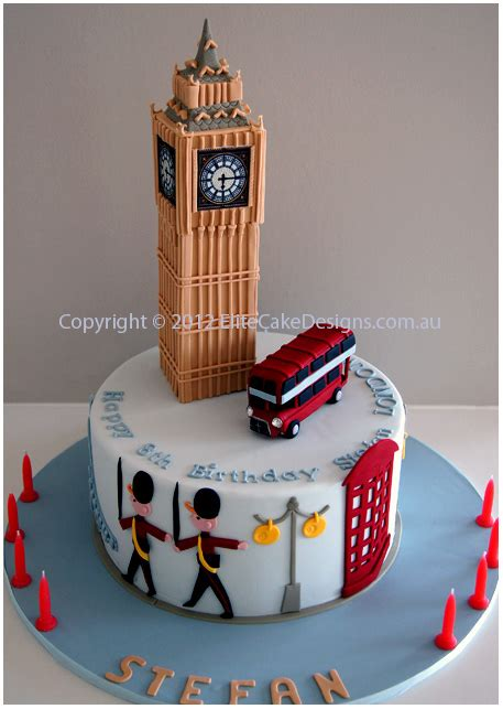 themed birthday cakes uk big ben uk theme novelty birthday cake novelty cakes
