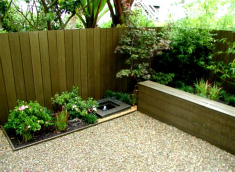 Simple Garden Ideas For Backyard Simple Backyard Landscaping Designs