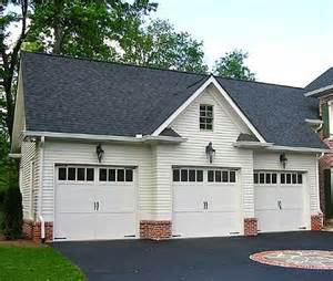 Brick Garages Designs Plan 29859rl Colonial Style Garage Apartment Pinterest
