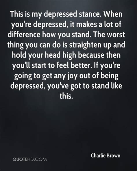 is my depressed brown quotes quotehd