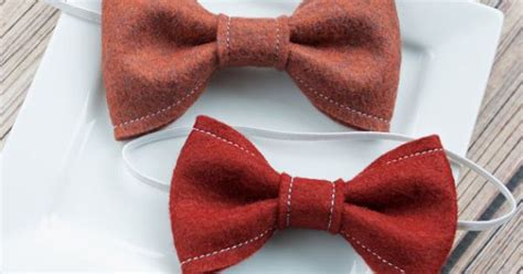 felt bow tie template felt bow tie grass meadow baby toddler bow by