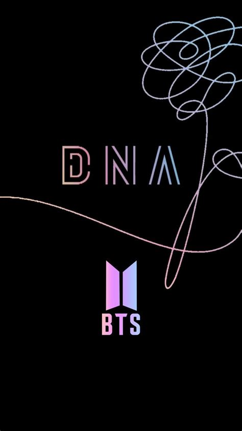 bts logo wallpaper phone bts dna wallpaper bts wallpaper pinterest bts