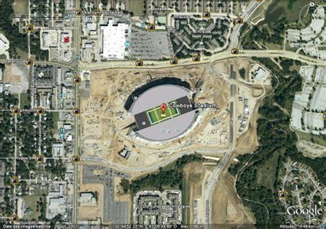 cowboys stadium record du monde d affluence pour du stades de football am 233 ricain fichier kmz pour google earth