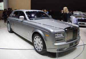 Rolls Royce Phantoms Rolls Royce Phantom Series Ii Released Photos From Geneva