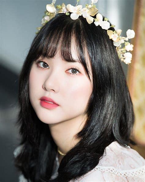 rambut pendek wanita korea